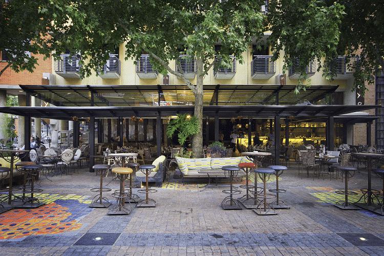 Moyo Melrose Arch Restaurants Johannesburg