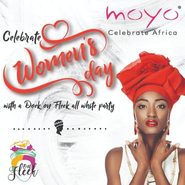 Moyo Doek On Fleek Womens Day Event Thursday 9 August 2018